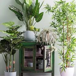 Kunstpflanzen Grün