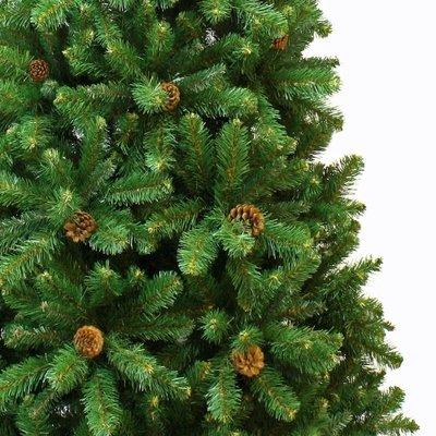 Empress Spruce mit Tannenzapfen - Grün - Triumph Tree künstlicher Weihnachtsbaum