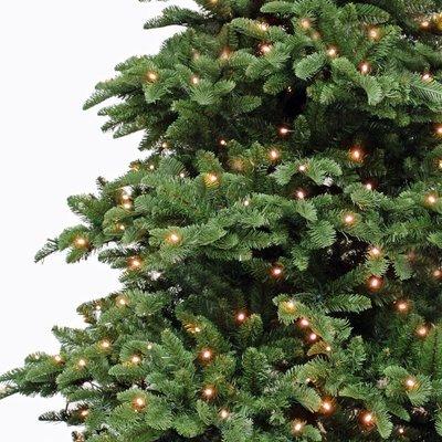 Abies Nordmann DELUXE LED - Groen - Triumph Tree kunstkerstboom