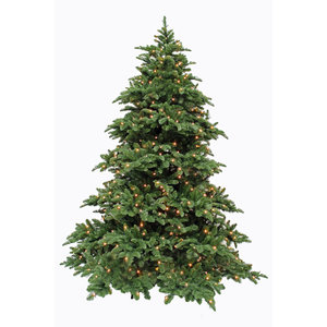 Abies Nordmann DELUXE LED - Groen - Triumph Tree kunstkerstboom