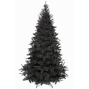 Bristlecone Fir - Zwart - Triumph Tree kunstkerstboom