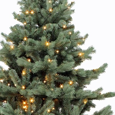 Sherwood DELUXE LED - Blauw - Triumph Tree kunstkerstboom