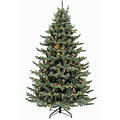 Sherwood DELUXE LED - Blauw - Triumph Tree kunstkerstboom