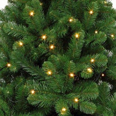 Scandia Pine LED - Groen - Triumph Tree kunstkerstboom
