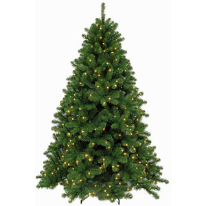 Scandia Pine LED - Groen - Triumph Tree kunstkerstboom