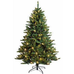 Patton Fir LED - Groen - BlackBox kunstkerstboom