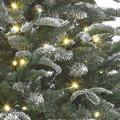 Stelton Frosted LED - Groen - BlackBox kunstkerstboom