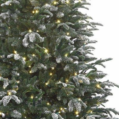 Stelton Frosted LED - Grün - BlackBox künstlicher Weihnachtsbaum