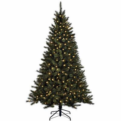 Toronto LED - Grün - BlackBox künstlicher Weihnachtsbaum