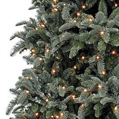 Abies Nordmann DELUXE LED - Blauw - Triumph Tree kunstkerstboom