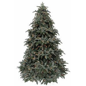 Abies Nordmann DELUXE LED - Blau - Triumph Tree künstlicher Weihnachtsbaum