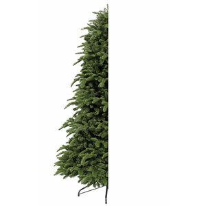 Abies Nordmann DELUXE Half Wall - Groen - Triumph Tree kunstkerstboom