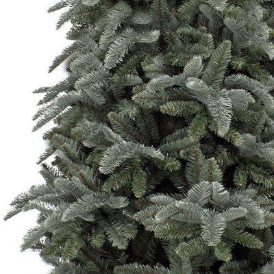 Abies Nordmann DELUXE Slim (smal) - Blauw - Triumph Tree kunstkerstboom