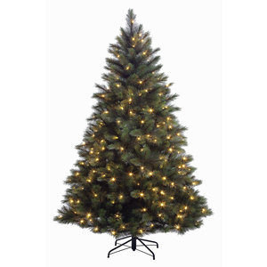 Washington Fir LED - Groen - BlackBox kunstkerstboom