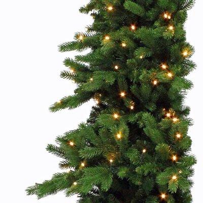 Emerald Pine LED, Half Wall - Grün - Triumph Tree künstlicher Weihnachtsbaum