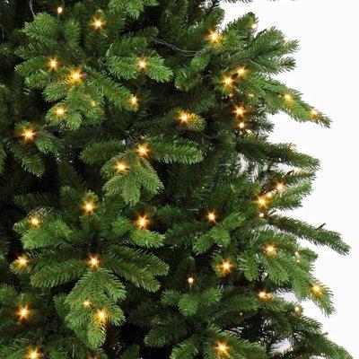 Nottingham Deluxe LED - Grün - Triumph Tree künstlicher Weihnachtsbaum