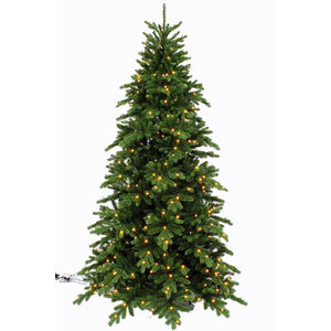Nottingham Deluxe LED - Groen - Triumph Tree kunstkerstboom