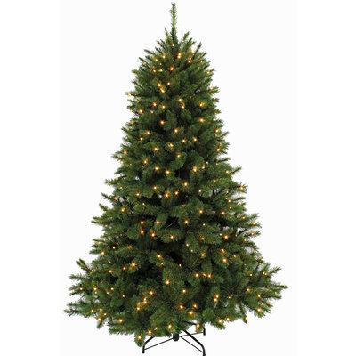 Forest Frosted Pine LED - Groen - Triumph Tree kunstkerstboom