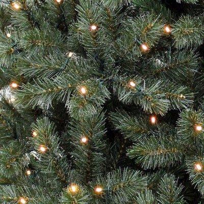 Forest Frosted Pine Newgrowth LED - Blau - Triumph Tree künstlicher Weihnachtsbaum
