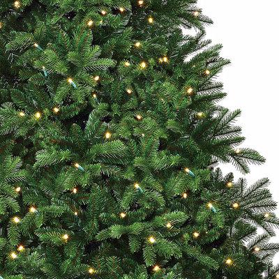 Brampton Spruce LED - Grün - BlackBox künstlicher Weihnachtsbaum