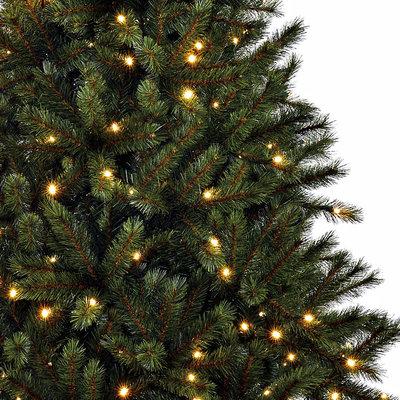 Kingston Pine Slim (schmal) LED - Grün - BlackBox künstlicher Weihnachtsbaum