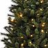 Kingston Pine Slim (smal) LED - Groen - BlackBox kunstkerstboom