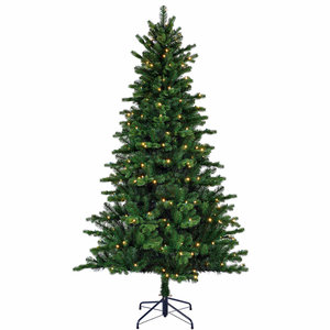 Milton Spruce LED - Groen - BlackBox kunstkerstboom