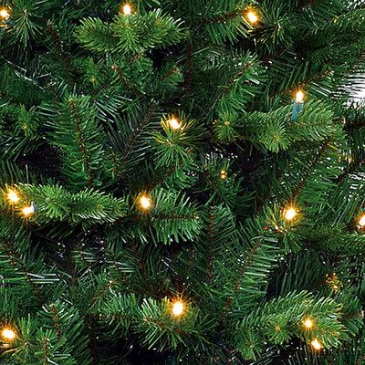 Milton Spruce LED - Grün - BlackBox künstlicher Weihnachtsbaum