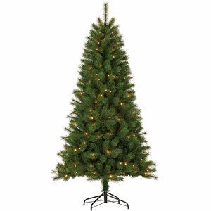Winston LED - Grün - BlackBox künstlicher Weihnachtsbaum