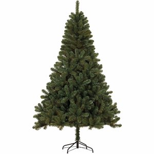 Canmore - Grün - BlackBox künstlicher Weihnachtsbaum
