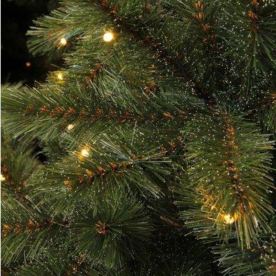 Forest Frosted Pine Slim (schmal) LED - Grün - Triumph Tree künstlicher Weihnachtsbaum