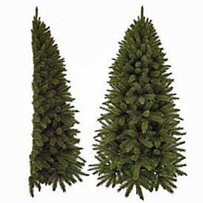 Forest Frosted Pine Halfwall - Grün - Triumph Tree künstlicher Weihnachtsbaum