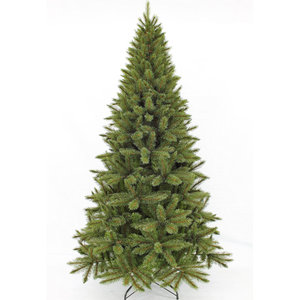 Forest Frosted Pine Slim (smal) - Groen - Triumph Tree kunstkerstboom
