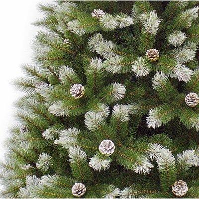 Pittsburgh mit Tannenzapfen - Grün - Triumph Tree künstlicher Weihnachtsbaum