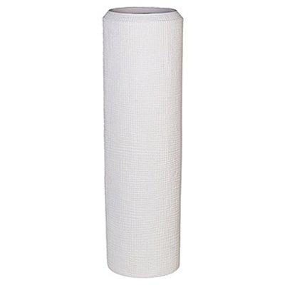 Polystone Alexi - Kunststof pot - White Large - H 90cm