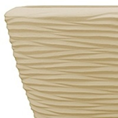 Polystone - Kunststof pot - Couple Seaside Natural - H 51cm