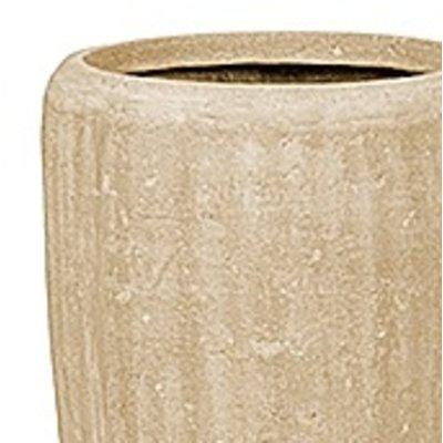 Polystone - Kunststof pot - Partner Natural - H 40cm