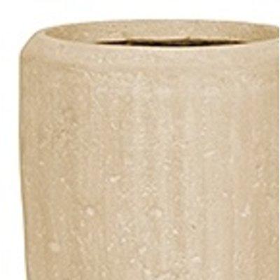 Polystone - Kunststof pot - Partner Natural - H 50cm