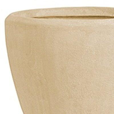 Polystone - Kunststof pot - Couple Natural - H 40cm