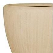 Polystone - Kunststof pot - Couple Natural - H 50cm