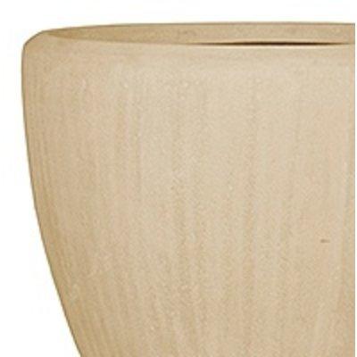 Polystone - Kunststof pot - Couple Natural - H 65cm