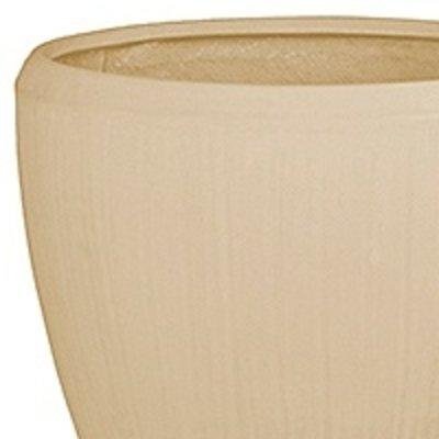 Polystone - Kunststof pot - Couple Natural - H 80cm