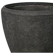 Polystone - Kunststof pot - Couple Smoke - H 40cm