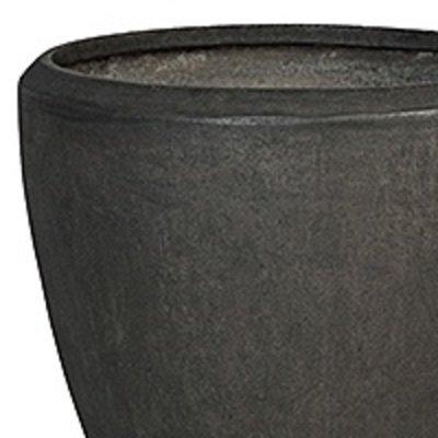 Polystone - Kunststof pot - Couple Smoke - H 65cm