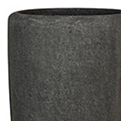Polystone - Kunststof pot - Partner Smoke - H 70cm