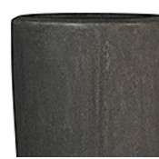 Polystone - Kunststof pot - Partner Smoke - H 150cm