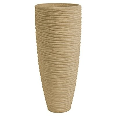 Polystone - Kunststof pot - Seaside Natural - H 70cm