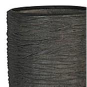 Polystone - Kunststof pot - Seaside Smoke - H 150cm