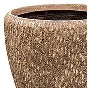 Polystone Rock - Kunststof pot - Couple - H 30cm