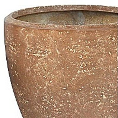 Polystone Rock Plain- Kunststof pot - Couple - H 65cm